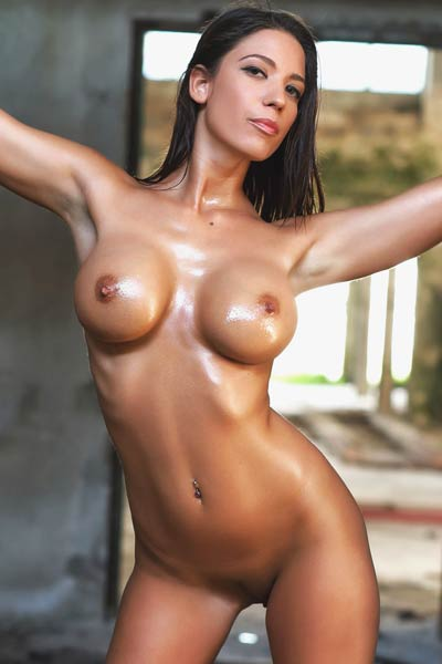 Art sandy nude workout that can