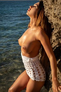 Model Justyna in Sea Breeze 2